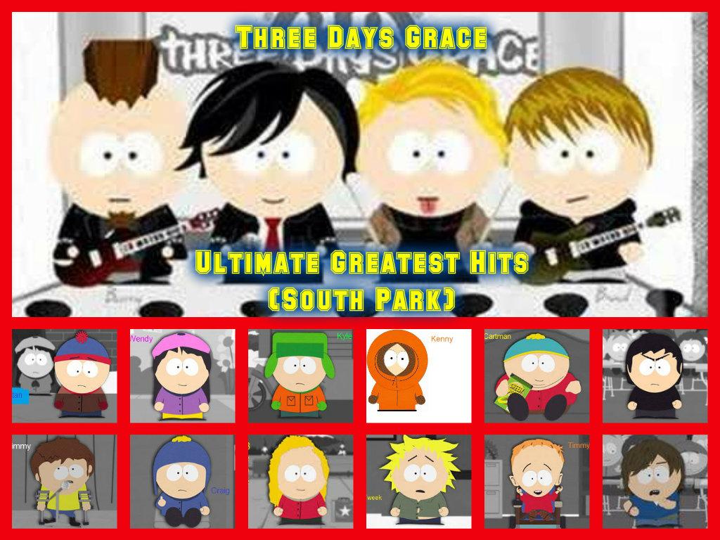 Cancion: Greatest Hits de Three Days Grace