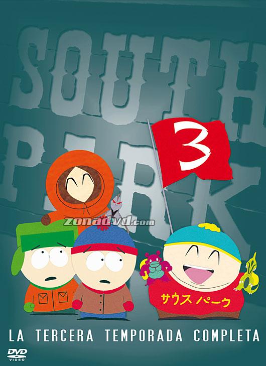 South Park: La Tercera Temporada Completa