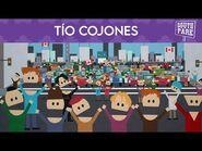 Tío Cojones (Uncle Fuck'a) - South Park- Más Grande, Más Largo y Sin Cortes (Doblaje Mexicano)