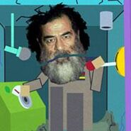 Saddam (Es Navidad en Canada)
