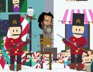 Saddam Atrapado por Canadienses
