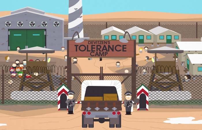 El Campamento de la Tolerancia