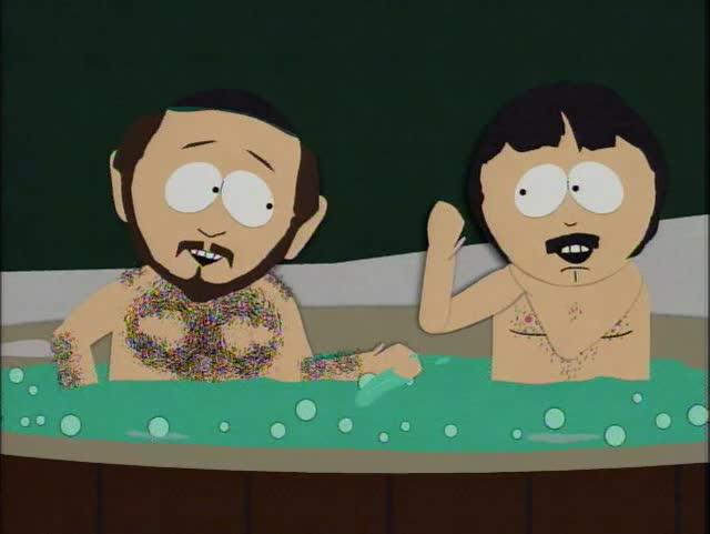 Dos Hombres Desnudos en un Jacuzzi/Galería