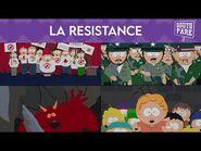 La Resistance - South Park- Más Grande, Más Largo y Sin Cortes (Doblaje Mexicano)