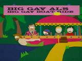 El Gran Crucero del Gran Gay Al