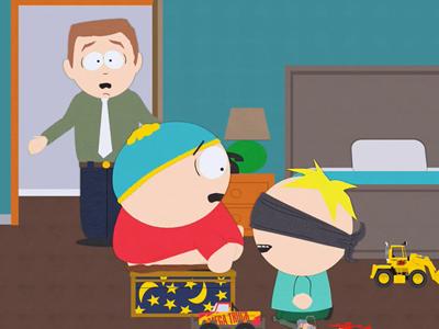 Cartman Apesta