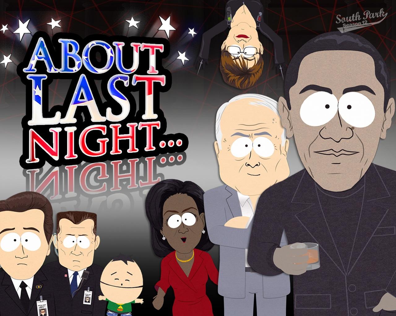 Sobre la Última Noche...