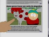 Vaca Pelirroja/Curiosidades