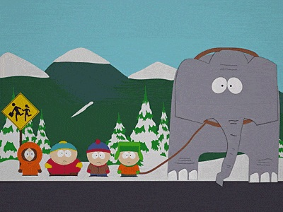 Elefante de Kyle