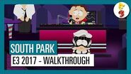 South Park Retaguardia en Peligro E3 2017 Gameplay Walkthrough