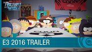 Vídeo South Park The Fractured but Whole del E3 2016 ES-0