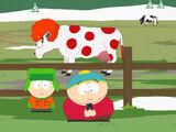 Vaca Pelirroja