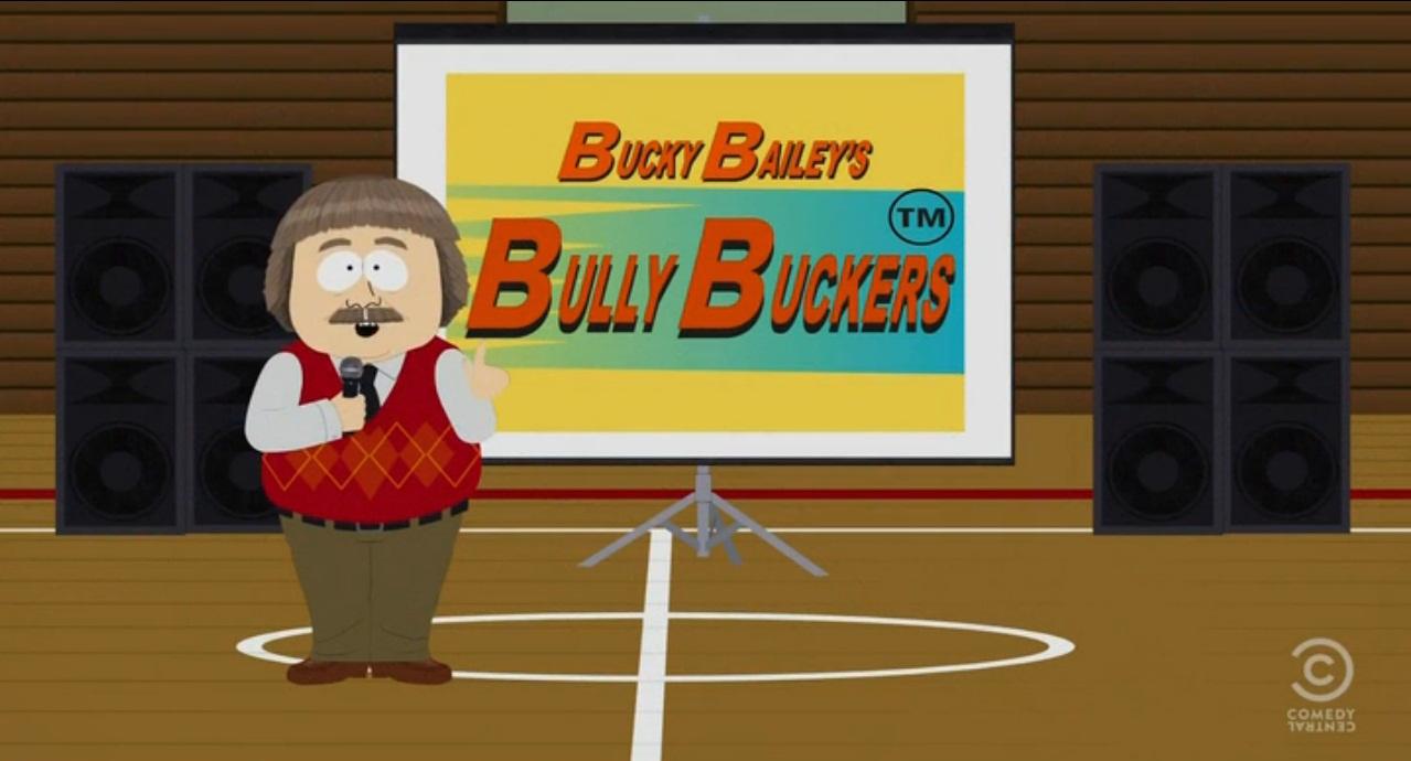 Bucky Bailey's Buckers Anti-Bullies