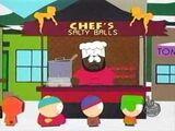 Las Bolas de Chocolate Saladas de Chef