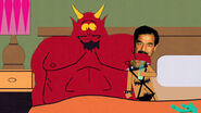 Saddam y Satan