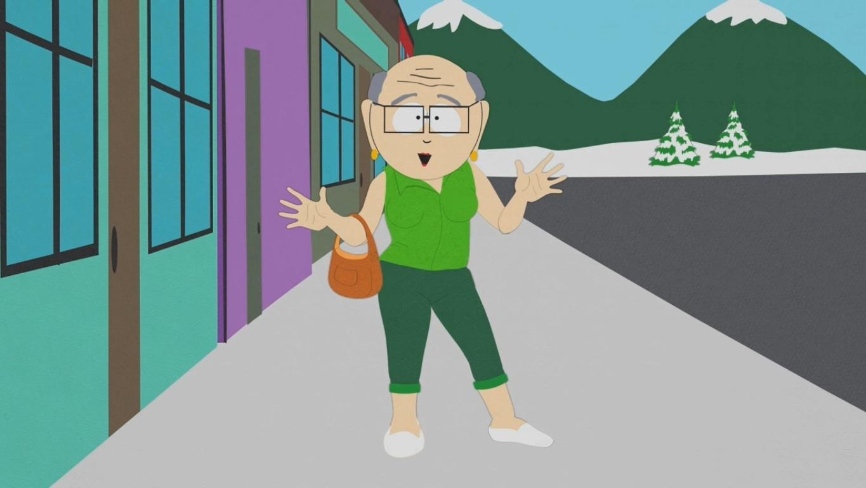La Nueva Vagina del Sr. Garrison