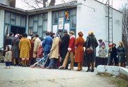 Kharkov 1981 Kassy kinoteatra Ukraina