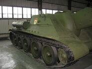 SU-122 Kubinka 10