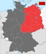 Soviet occupation zone
