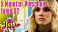 5 Minuten Vorschau - SOY LUNA 2 (Folge 92)