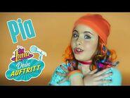 SOY LUNA Dein Auftritt- Pia - Sei mutig 🎵 - Disney Channel Songs