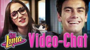 SOY LUNA 2 - Nina & Gastón im Video-Chat