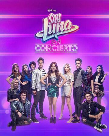 Soy Luna En Concierto Soy Luna Wiki Fandom