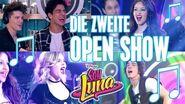SOY LUNA 2 🎵 Das zweite Open Music 😍