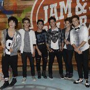 The Boys @ Open