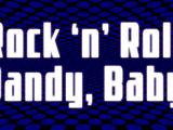 Rock 'n' Roll Dandy, Baby