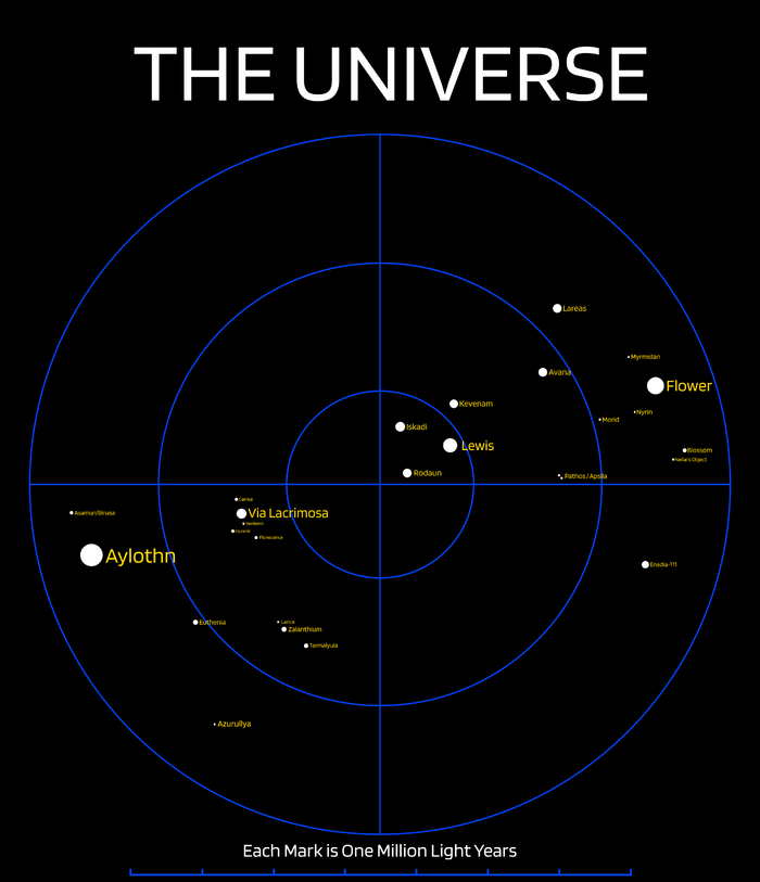 A map of the galaxies of the Local Universe. (Click to zoom in)