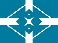 Akradax Collective Flag