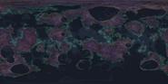 Tiafe map 100ky