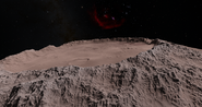 Haumeas Oberfläche