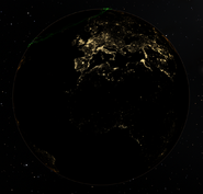 Nachtseite der Erde
