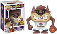 Space Jam Funko Pop - Taz (Chase Edition)