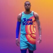 Space Jam new uniform