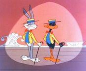 Bugs bunny and daffy duck warner bros