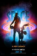 Space Jam A New Legacy full poster