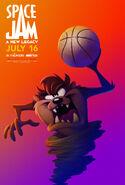 Space Jam A New Legacy Tasmanian Devil