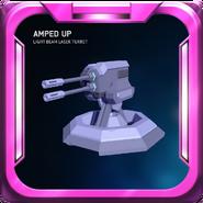 Amped Up - Light Beam Turret
