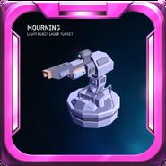 Mourning - Light Burst Laser Turret