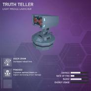 Truth Seeker - Light Missile Launcher V2