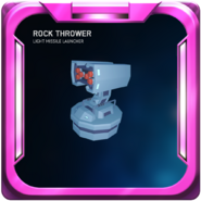 Rock Thrower - Light Missile Launcher