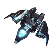 Outrider - Heavy Fighter