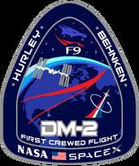 Crew Dragon Demo-2 Patch