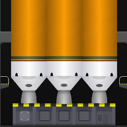 Delta IV Heavy Boosters