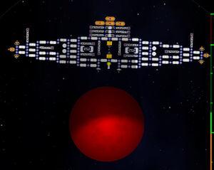 CommanderOz's saucer