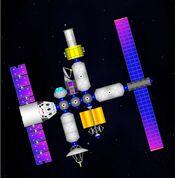 Lunar Observation Platform - 2017 12 18