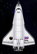 Shuttle Mir